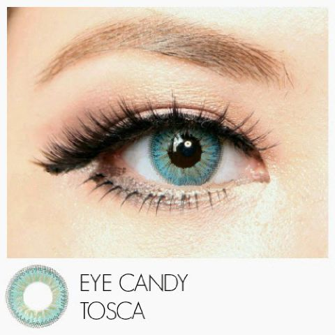Eye Candy Tosca softlens