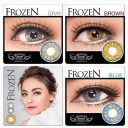 NEW DREAMCON FROZEN Blue softlens