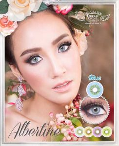 albertine-blue softlens