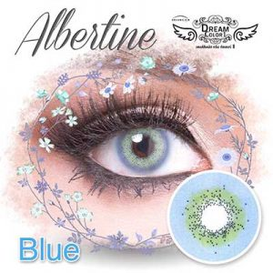 albertine-blue-dreamcon softlens