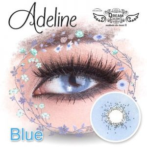 adeline_blue_dreamcolor Softlens