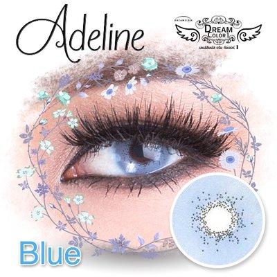 adeline_blue_dreamcolor Softlens