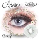 ADELINE DREAMCOLOR Softlens Gray