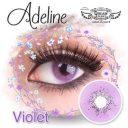 ADELINE DREAMCOLOR Softlens Violet