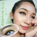ALBERTINE DREAMCOLOR SoftLENS Gray