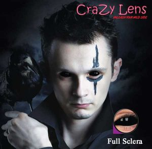 full-sclera-black softlens