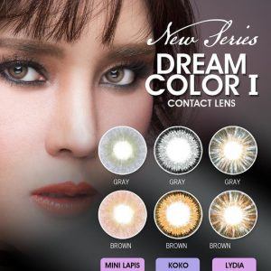 dreamcolor softlens