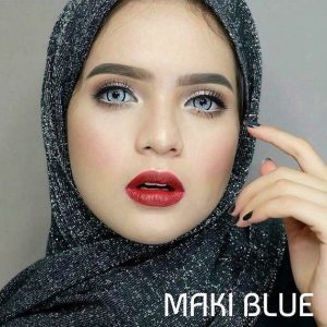 MAKI BLUE DREAMCOLR1 softlens