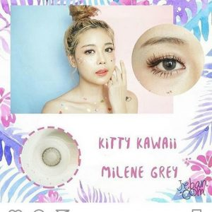 kitty kawaii_milene_grey