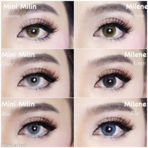 milene_kitty kawaii softlens