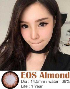 Softlens_Eos_Almond_Brown