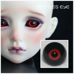 sclera red ghoul(tokyo ghoul)