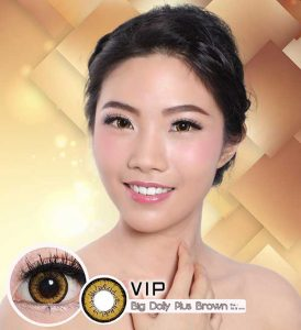 vip-big-dolly-brown softlens