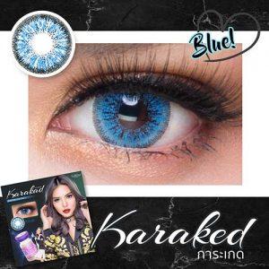 KARAKED-BLUE softlens