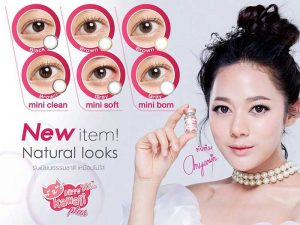 Kitty Kawai Mini-Bom-softlens