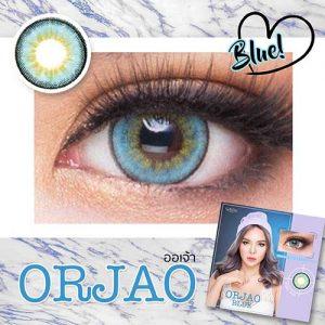 ORJAO-BLUE softlens