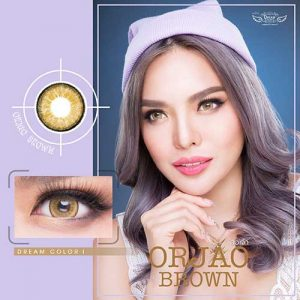ORJAO-BROWN-1 softlens