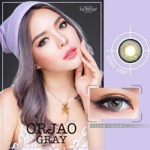 ORJAO-GRAY softlens