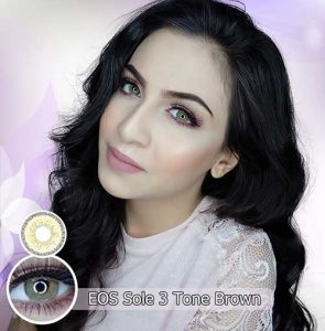 sole-3-T-brown-1 softlens
