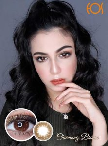 charming-brown-eos softlens