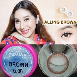 falling-brown-by-kitty kawaii-softlens