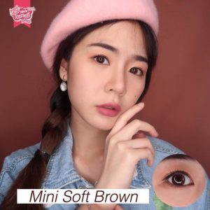 kitty kawaii_mini_soft_brown