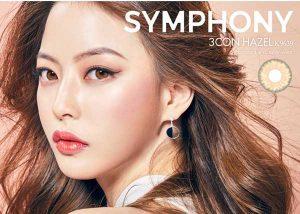 Olens_symphony_hazel softlens