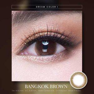 Dreamcolor bangkok_brown-softlens