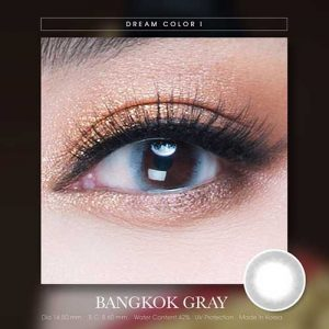 Dreamcolor bangkok_gray-softlens