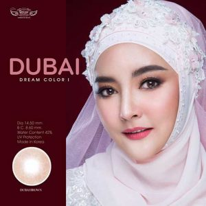 dubai_brown dreamcolor softlens