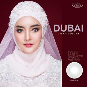 dubai_gray dreamcolor softlens