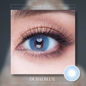 dubai_blue dreamcolor softlens