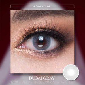dubai_gray dreamcolor softlens