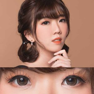 Dreamy_brown_kitty kawaii Softlens