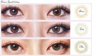 olens-spanish-princess softlens