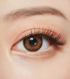 softlens princess-spanish-circle-brown
