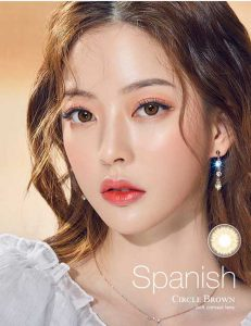 softlens spanish-circle-brown-princess