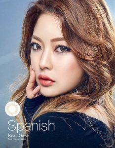 spanish-gray-princess softlens