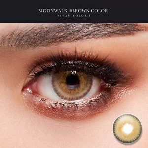 moonwalk-brown softlens