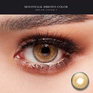 moonwalk-brown softlens