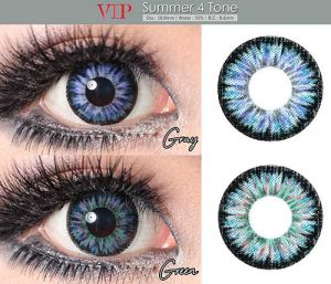 VIP-summer-4tone softlens