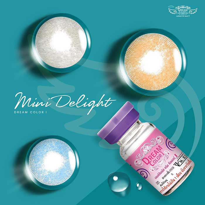 Dreamcolor Mini Look-Mini Devilish-Mini Darling-Mini Delight