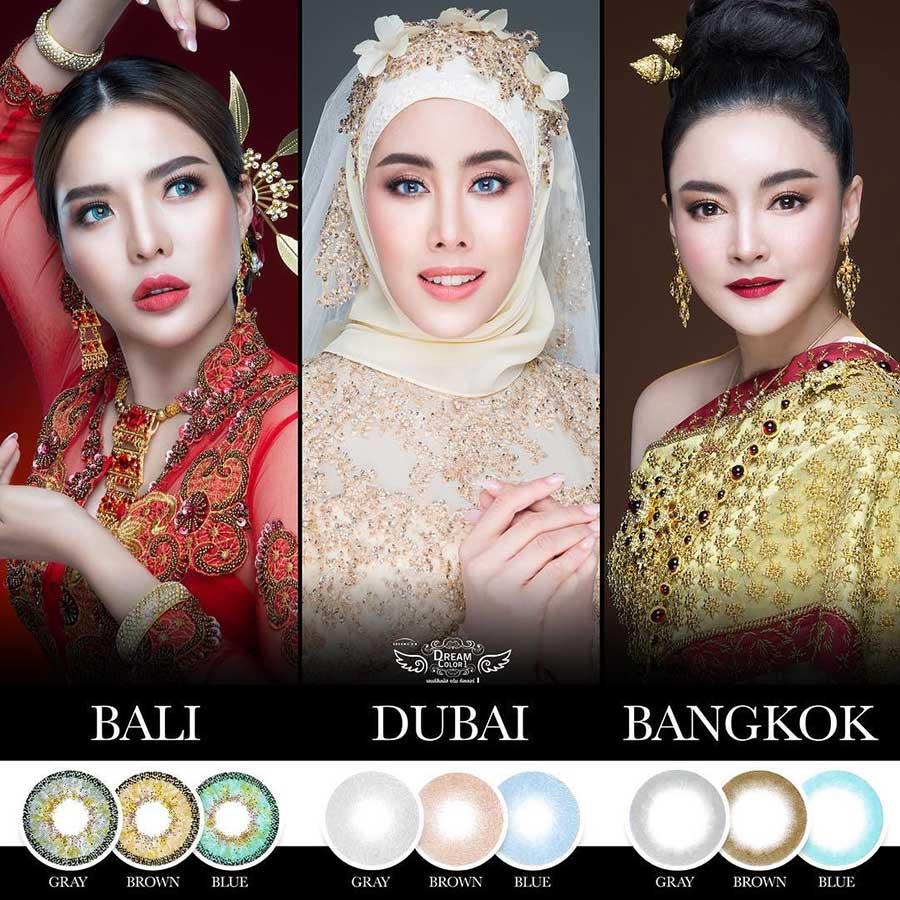 Dreamcolor1 Bangkok & Dubai