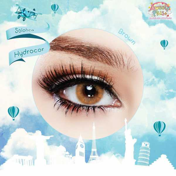 New Sweety Plus Softlens